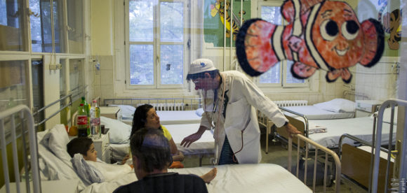 """Dr. Lala: """"Amíg élek vizitelek!"""""""